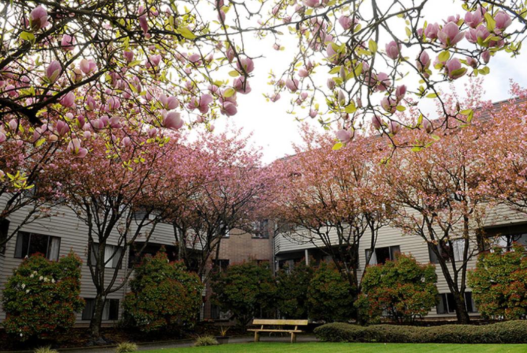 AgeCare Harmony Court Estate Retirement Living for Seniors Burnaby BC