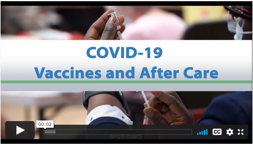 Vaccine Video Thumbnail